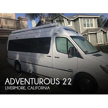 2018 Roadtrek Adventurous for sale 300200281
