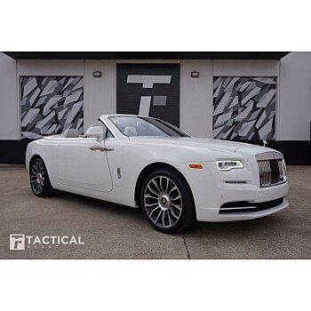 2018 Rolls-Royce Dawn for sale 101410205