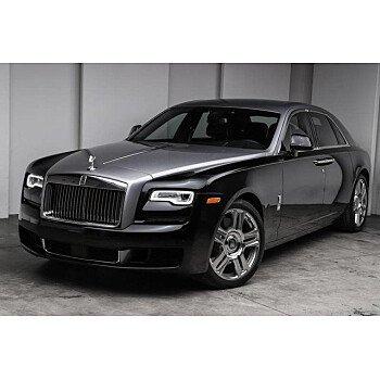 2018 Rolls-Royce Ghost for sale 101259582
