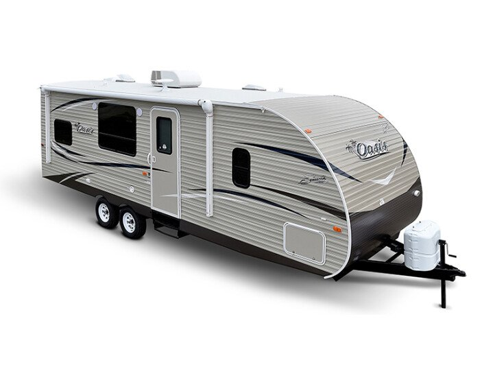 2018 Shasta Oasis 18BH specifications