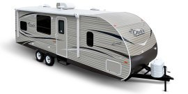 2018 Shasta Oasis 25RS specifications
