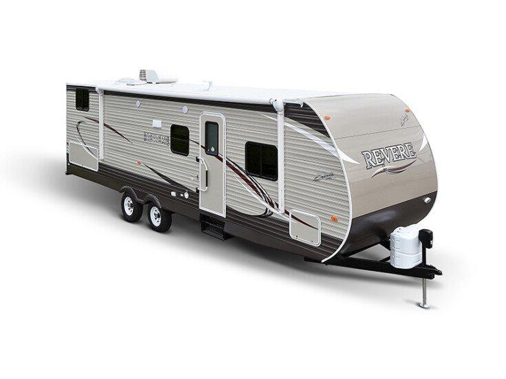 2018 Shasta Revere 38FQ specifications
