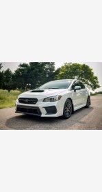 2018 Subaru WRX STI Limited for sale 101381172