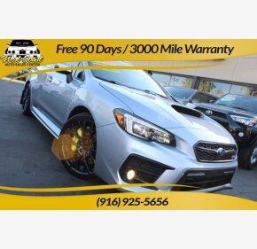 2018 Subaru WRX for sale 101483971