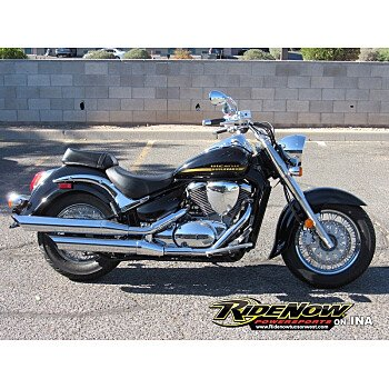2018 Suzuki Boulevard 800 C50 for sale 200565499