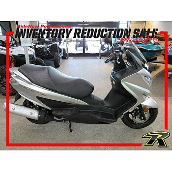 2018 Suzuki Burgman 200 for sale 200546215