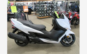 2018 Suzuki Burgman 400 for sale 200516691