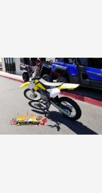 2018 Suzuki DR-Z125L for sale 200570938