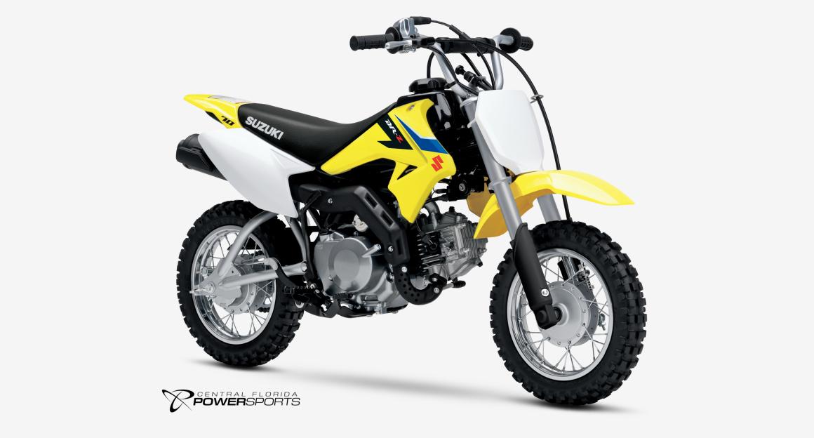 2018 Suzuki DR-Z70 for sale 200478398