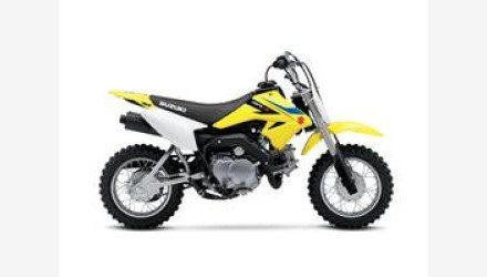 2018 Suzuki DR-Z70 for sale 200664282