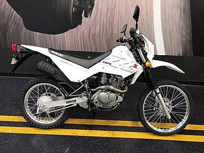 2018 Suzuki DR200S for sale 200525425