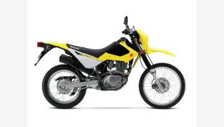 2018 Suzuki DR200S for sale 200729505