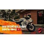2018 Suzuki GSX-R1000 for sale 201075692