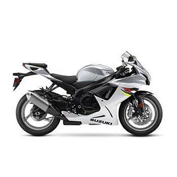 2018 Suzuki GSX-R600 for sale 200701058