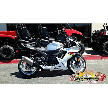 2018 Suzuki GSX-R600 for sale 200703355