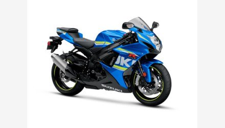 2018 Suzuki GSX-R600 for sale 200543429