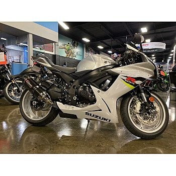 2018 Suzuki GSX-R600 for sale 200715489