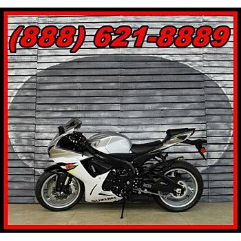 2018 Suzuki GSX-R600 for sale 200742166