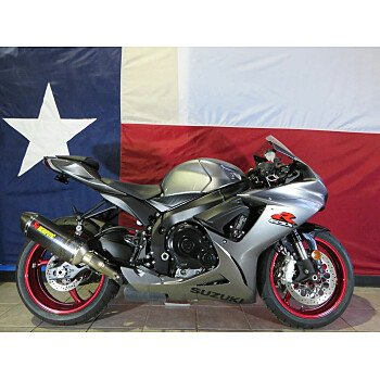 2018 Suzuki GSX-R600 for sale 200985972