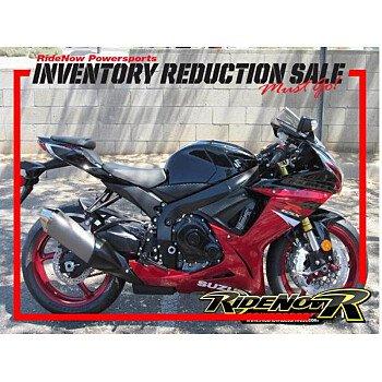 2018 Suzuki GSX-R750 for sale 200671374