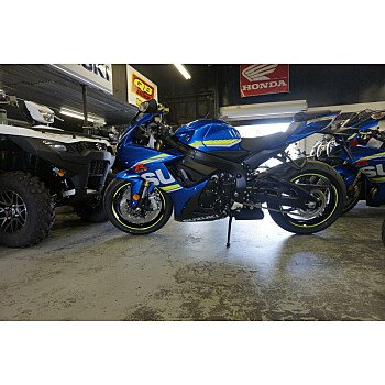 2018 Suzuki GSX-R750 for sale 200676480