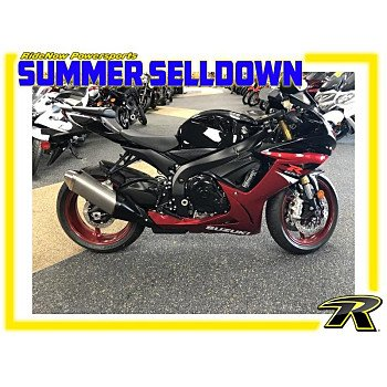 2018 Suzuki GSX-R750 for sale 200690326