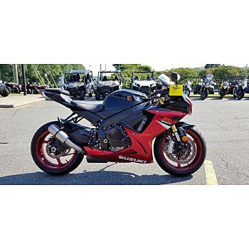 2018 Suzuki GSX-R750 for sale 200767843