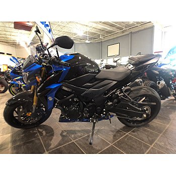2018 Suzuki GSX-S750 for sale 200544315