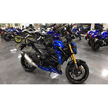 2018 Suzuki GSX-S750 for sale 200679171