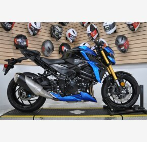 2018 Suzuki GSX-S750 for sale 200925445