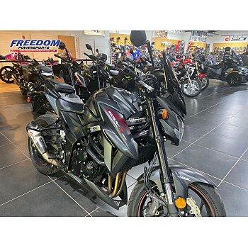 2018 Suzuki GSX-S750 for sale 200989755