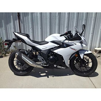 2018 Suzuki GSX250R for sale 200524176