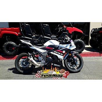 2018 Suzuki GSX250R for sale 200570939
