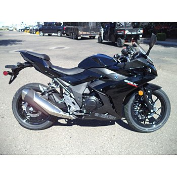 2018 Suzuki GSX250R for sale 200662137