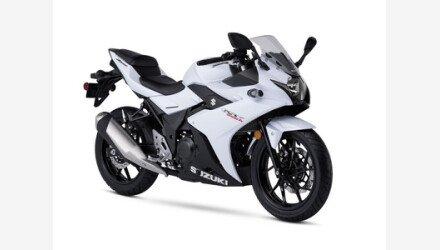 2018 Suzuki GSX250R for sale 200494523