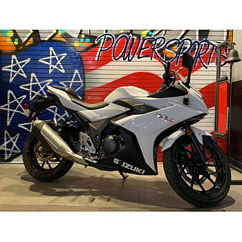 2018 Suzuki GSX250R for sale 200735053