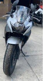 2018 Suzuki GSX250R for sale 200765634
