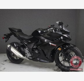 2018 Suzuki GSX250R for sale 200795129