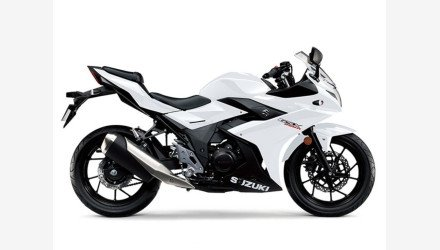 2018 Suzuki GSX250R for sale 201004052