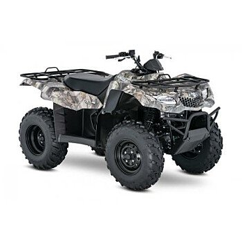 2018 Suzuki KingQuad 400 for sale 200607679