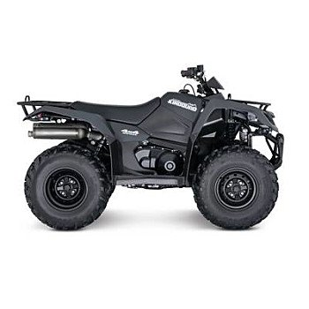 2018 Suzuki KingQuad 400 for sale 200664465