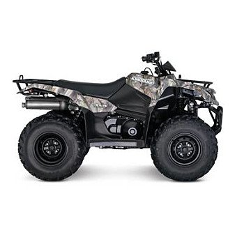 2018 Suzuki KingQuad 400 for sale 200664462