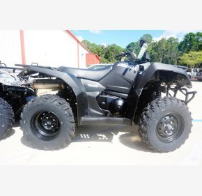2018 Suzuki KingQuad 400 for sale 200806483