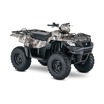 2018 Suzuki KingQuad 500 for sale 200495058