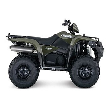 2018 Suzuki KingQuad 500 for sale 200495060