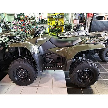 2018 Suzuki KingQuad 500 for sale 200524206