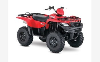 2018 Suzuki KingQuad 500 for sale 200601697