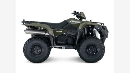 2018 Suzuki KingQuad 500 for sale 200495057