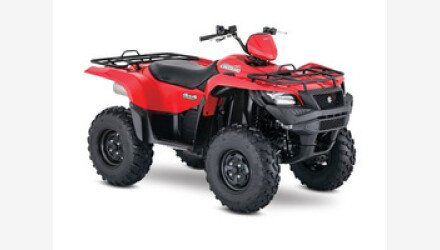 2018 Suzuki KingQuad 500 for sale 200601784