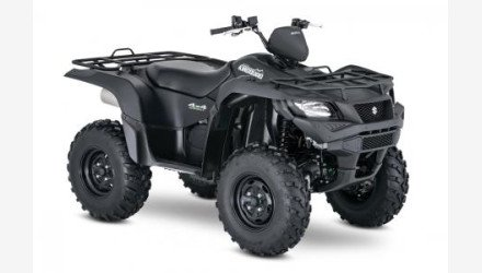 2018 Suzuki KingQuad 500 for sale 200608449
